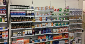 The Pharmacy Co-op Planograms