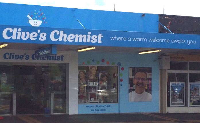 Clive's Chemist - making the most of the owner-operator