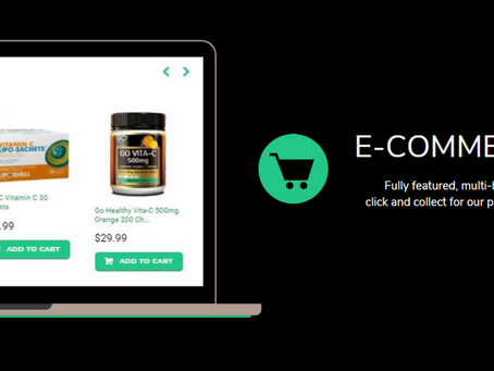 Future-proofing local pharmacies with Click & Collect