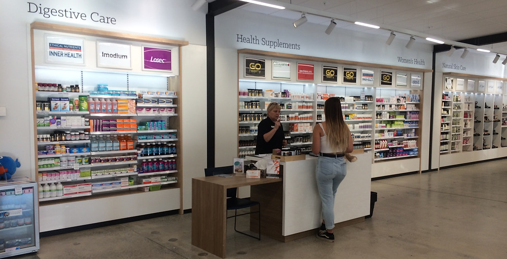 Anglesea Pharmacy, Hamilton