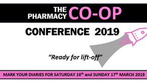 Inaugural Pharmacy Co-op Conference