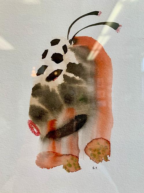 #2 Watercolor by Suyao Tian