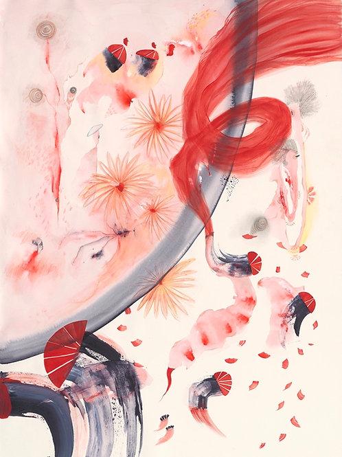 #28Watercolor by Suyao Tian