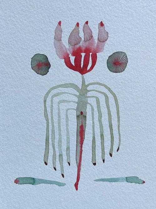 #1 Watercolor by Suyao Tian