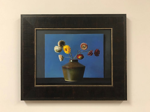 """Anthony Brenny """"Flowers in Vase"""""""