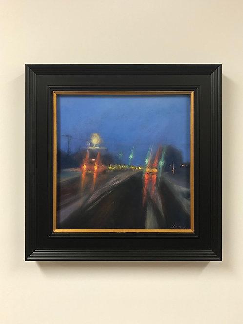 "Christine Tierney ""Slippery Road"""