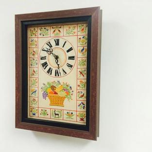 Shadowbox Clock