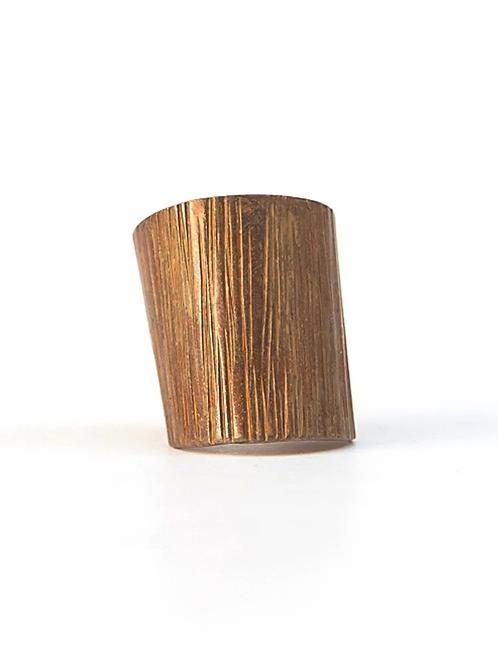SOLD Fair Anita Copper Cuff Ring