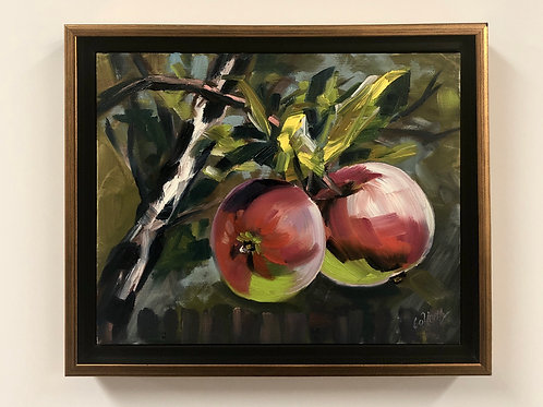 Apple Glow by Colleen Cosgrove