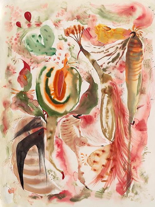 #31Watercolor by Suyao Tian