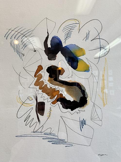 #7 Watercolor by Suyao Tian