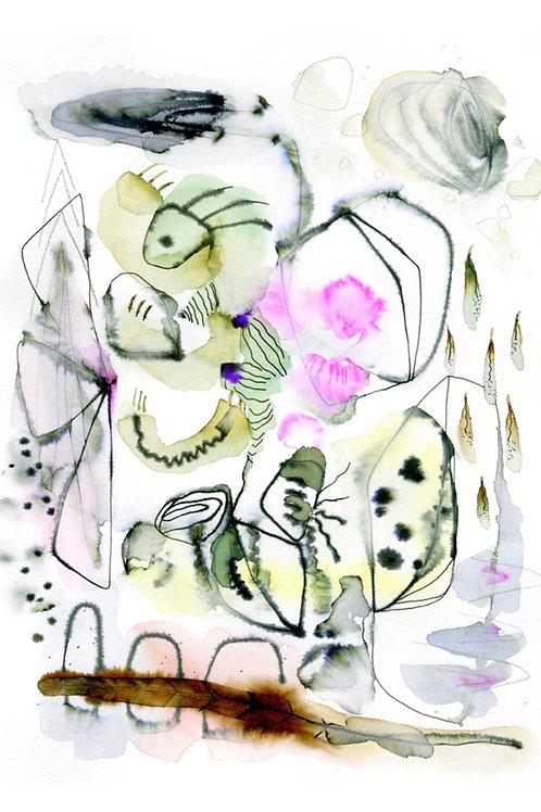 #12 Watercolor by Suyao Tian