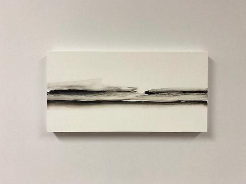 "SOLD Kimberly Tschida Petters ""Sky Painting I"""