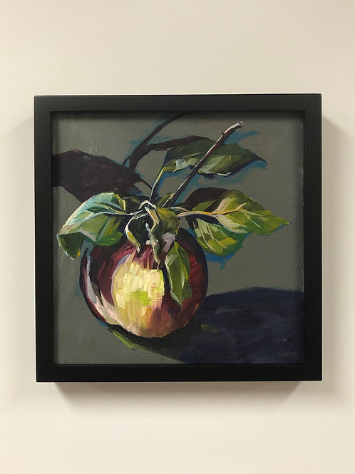 """Colleen Cosgrove """"Festive Fruit"""" Oil Painting"""