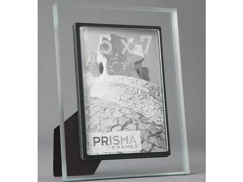 Prisma Frame 5x7 Clear/Black