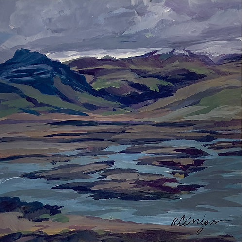 Iceland #24 by Rita Beyer Corrigan