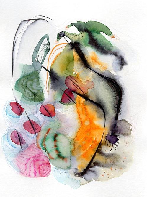 #13Watercolor by Suyao Tian