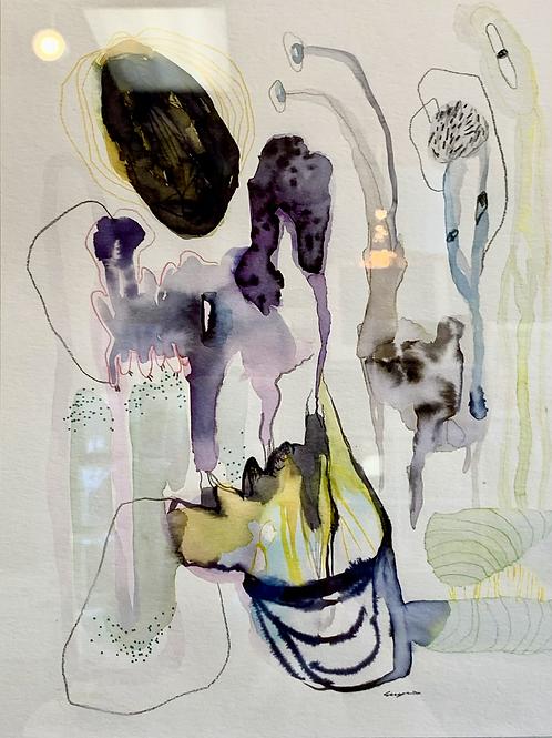 #8 Watercolor by Suyao Tian