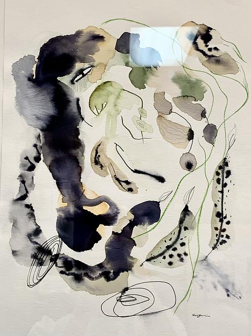 #16 Watercolor by Suyao Tian