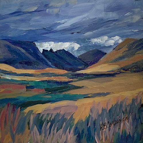 Iceland #17 by Rita Beyer Corrigan