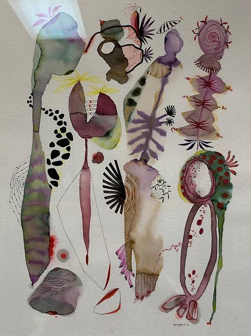 #18 Watercolor by Suyao Tian