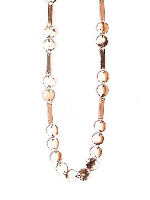 Fair Anita Dots and Dashes Necklace