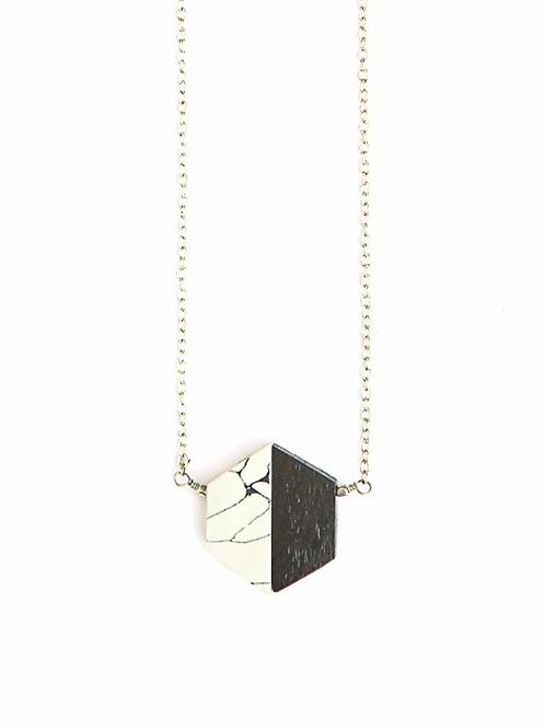 Fair Anita Balanced Geometry Necklace
