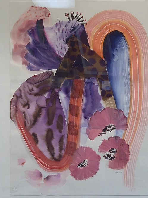 #25Watercolor by Suyao Tian
