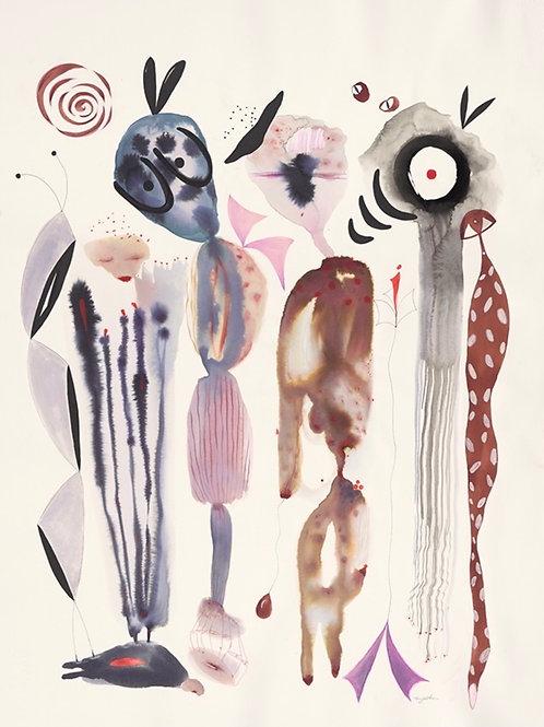 #30 Watercolor by Suyao Tian