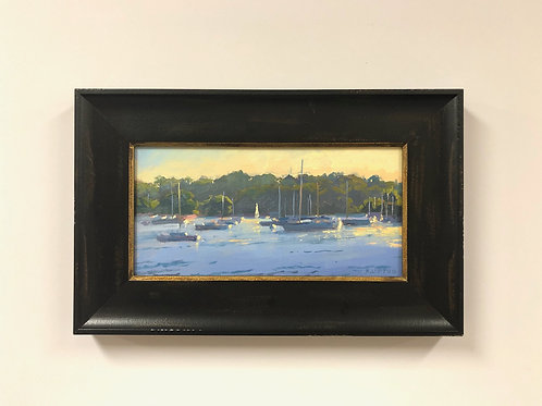 """Bob Upton """"Colors of the St. Croix"""" Oil Painting"""