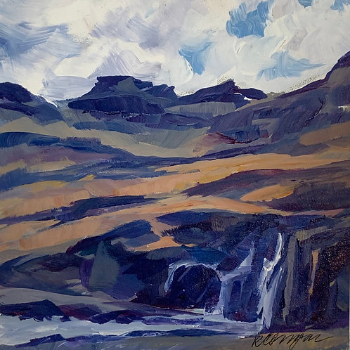 Iceland #28  by Rita Beyer Corrigan