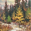 "Thumbnail: SOLD Matt Kania ""Early Snow"" Oil Painting"