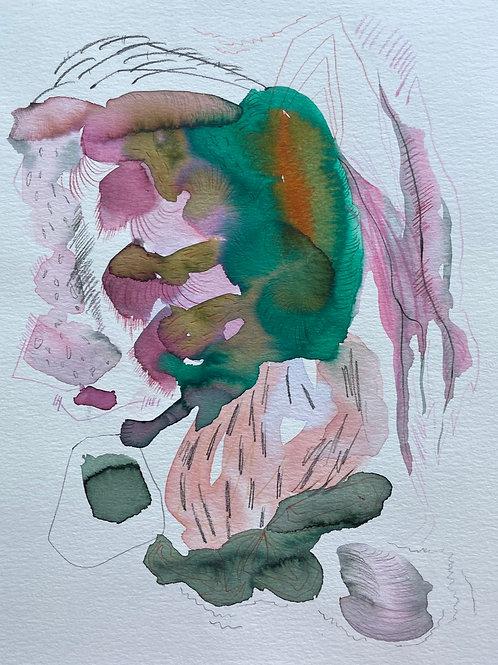 #14Watercolor by Suyao Tian