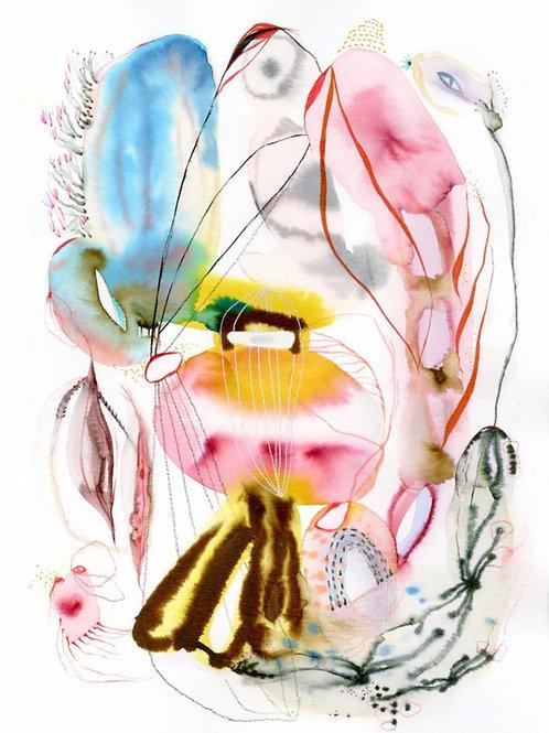 #20 Watercolor by Suyao Tian