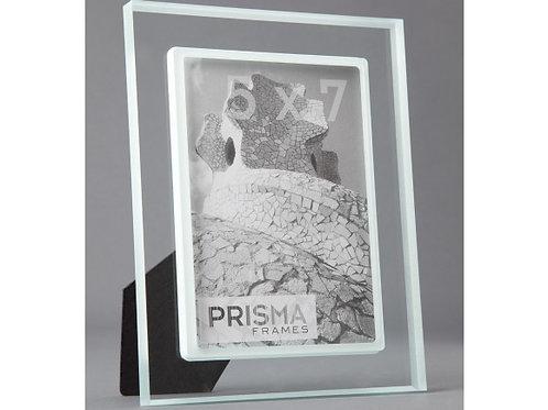Prisma Frame 5x7 Clear/White