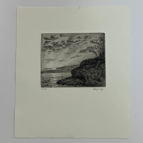 Etching By Stuart Loughridge