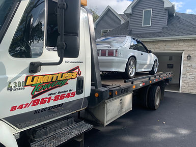 Elgin IL Towing -Limitless Towing