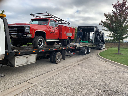 Truck Towin -Limitless Towing