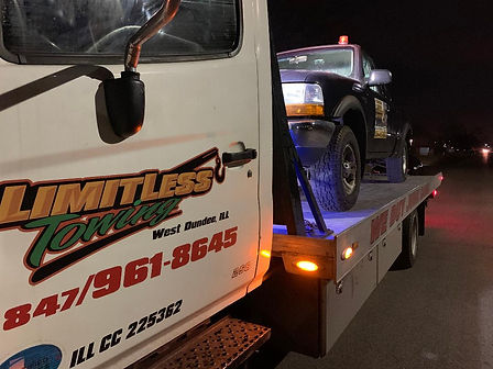 Tow -Limitless Towing
