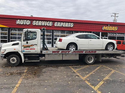 Elk Grove Village Towing -Limitless Towin