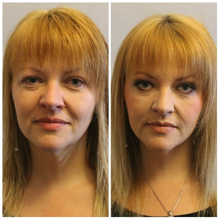 mature woman makeup before_and_after_evening_makeup_makeupartist_Norwich.jpg