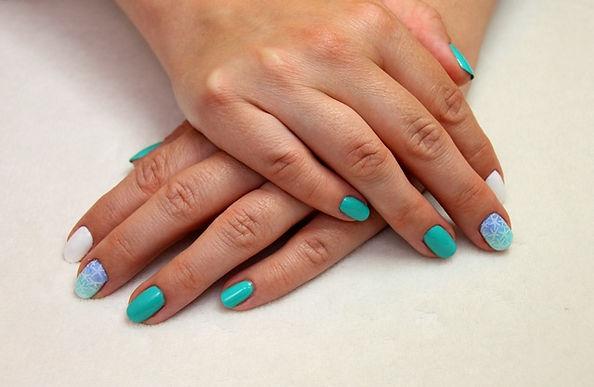 Fun creative nails
