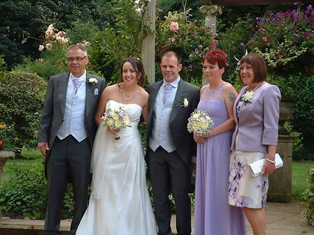Wedding Makeup services in Norwich for the bride to be, maid of honour, Mother of the bride, Father of the Bride