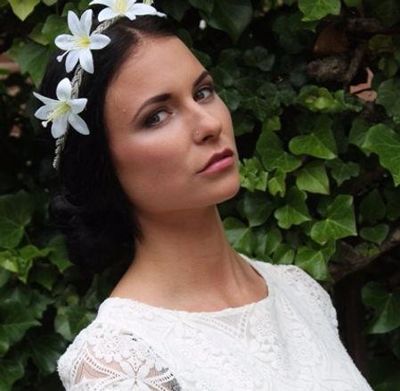 Classic Makeup look for a Bride, Bridal Trial