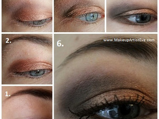 Easy Everyday Eye Makeup Tutorial