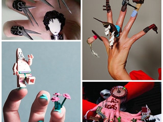 TOP 10 Craziest Nails Ever Made!