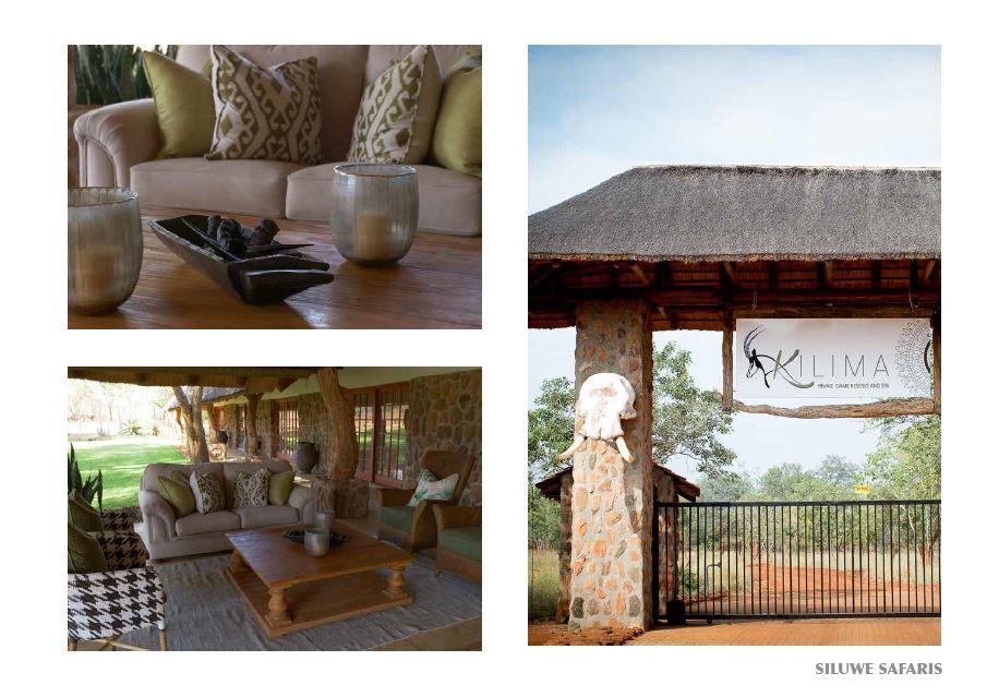 Kilima entrance and more