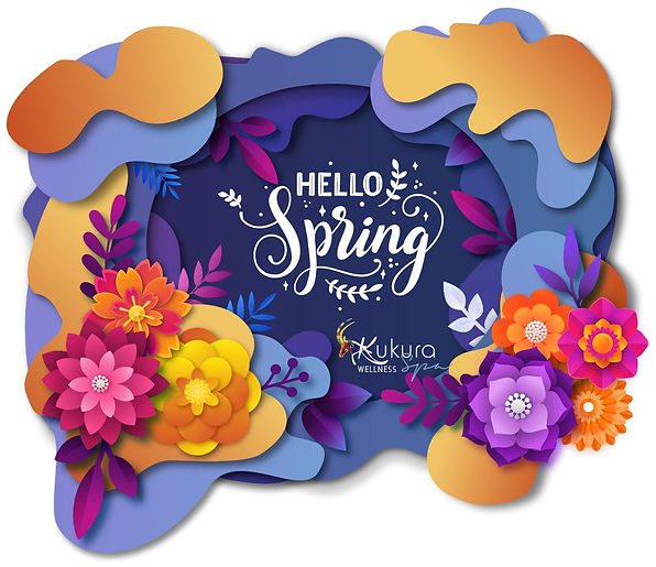 Hello Spring Kukura Wellness Spa Spring