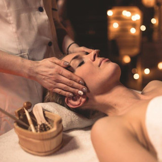 Kukura spa face massage