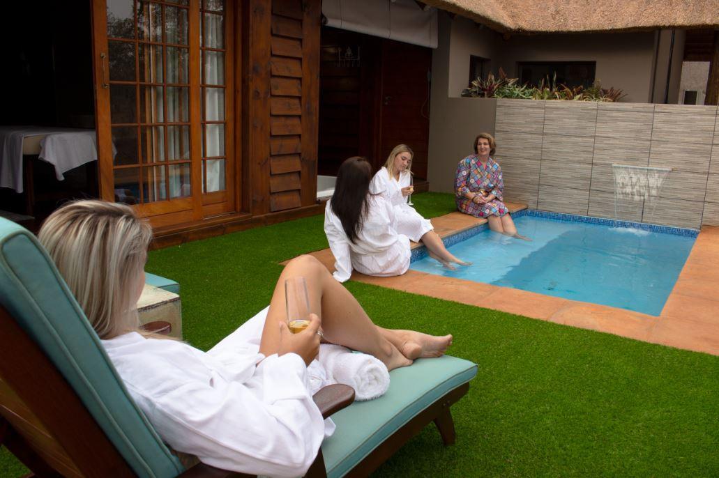 Group Spa Relaxation at  Kukura Wellness Spa